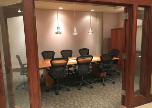 300 NP Ave. Conference Room